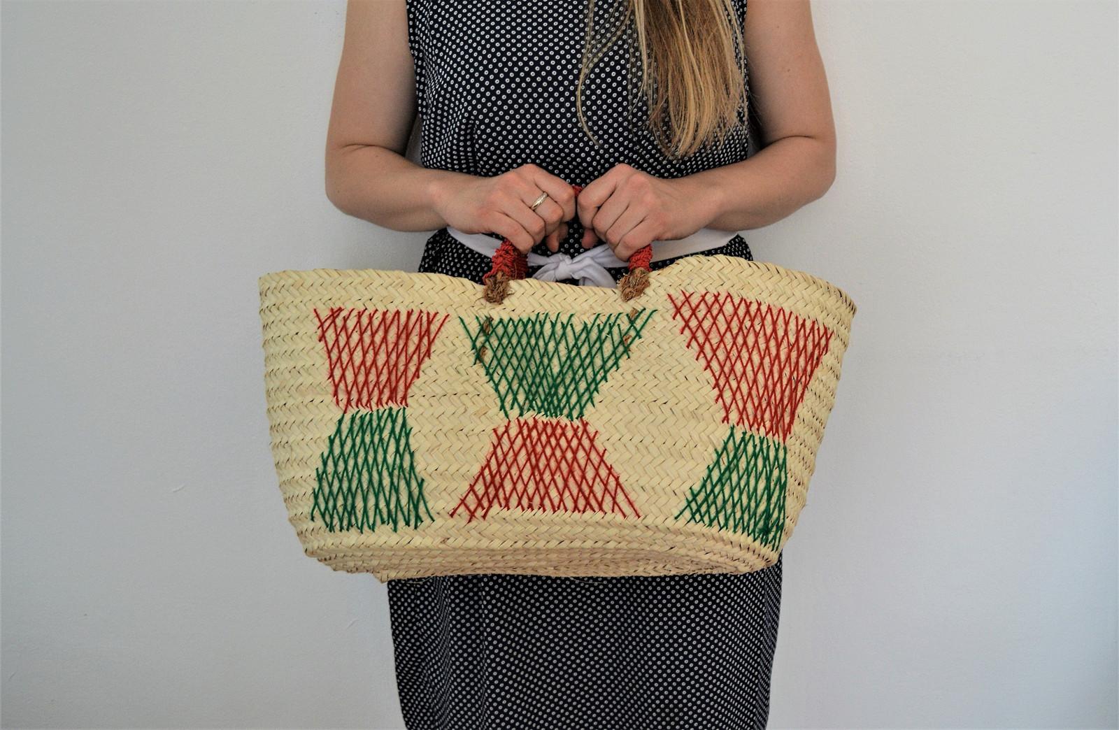 0e3daa3df1 Pletená taška na trh   Zboží prodejce Omar Handmade