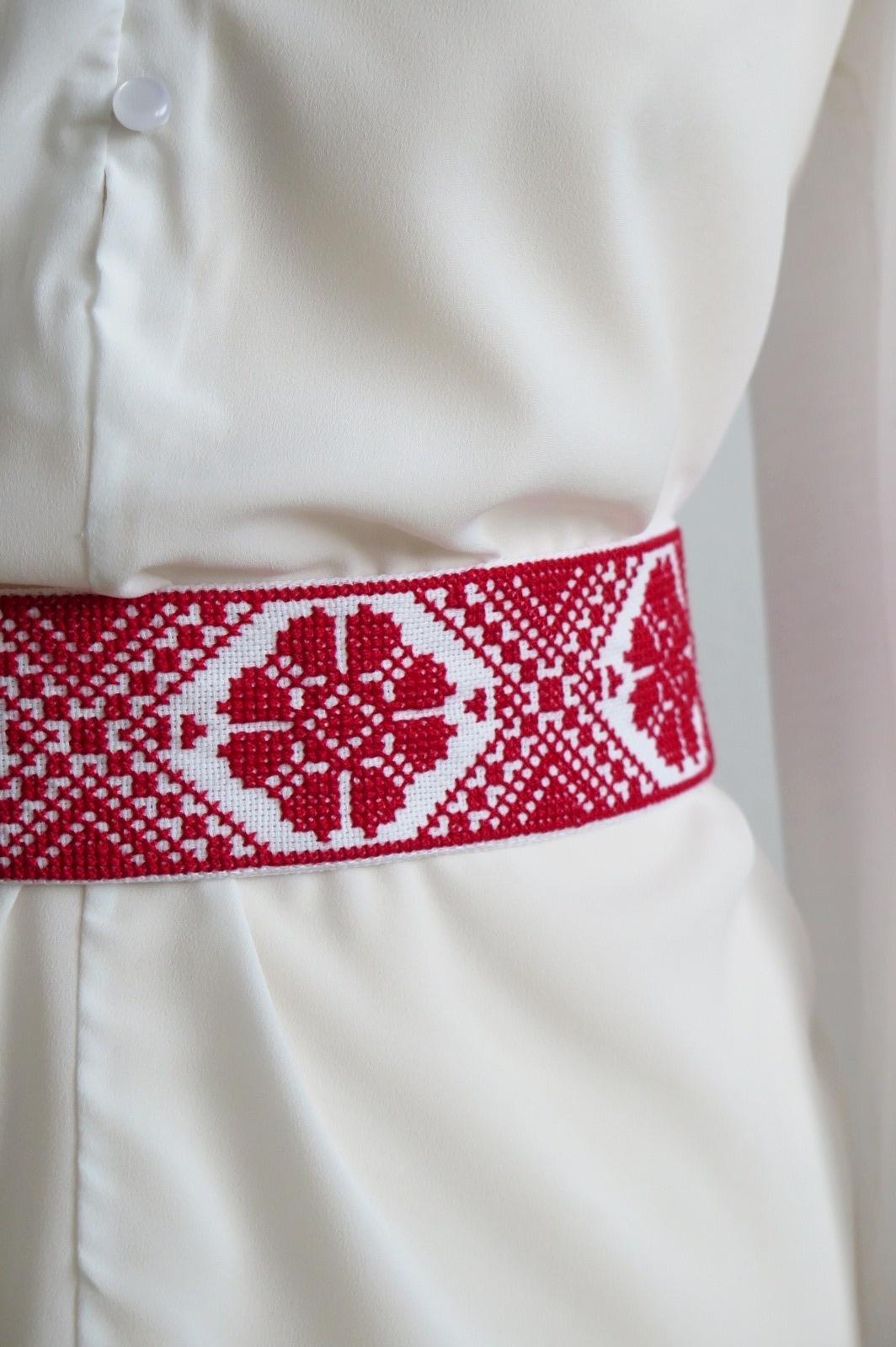 24959db6c vyšívaný opasok / Zboží prodejce fioreLino handmade   Fler.cz