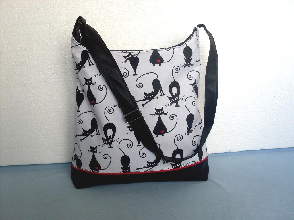 4f39a387570 Taška s kočkami   Zboží prodejce wak