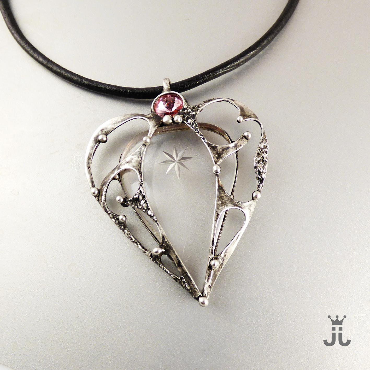 1d23e53b9 Romantické srdce / Zboží prodejce šperk Jitka | Fler.cz