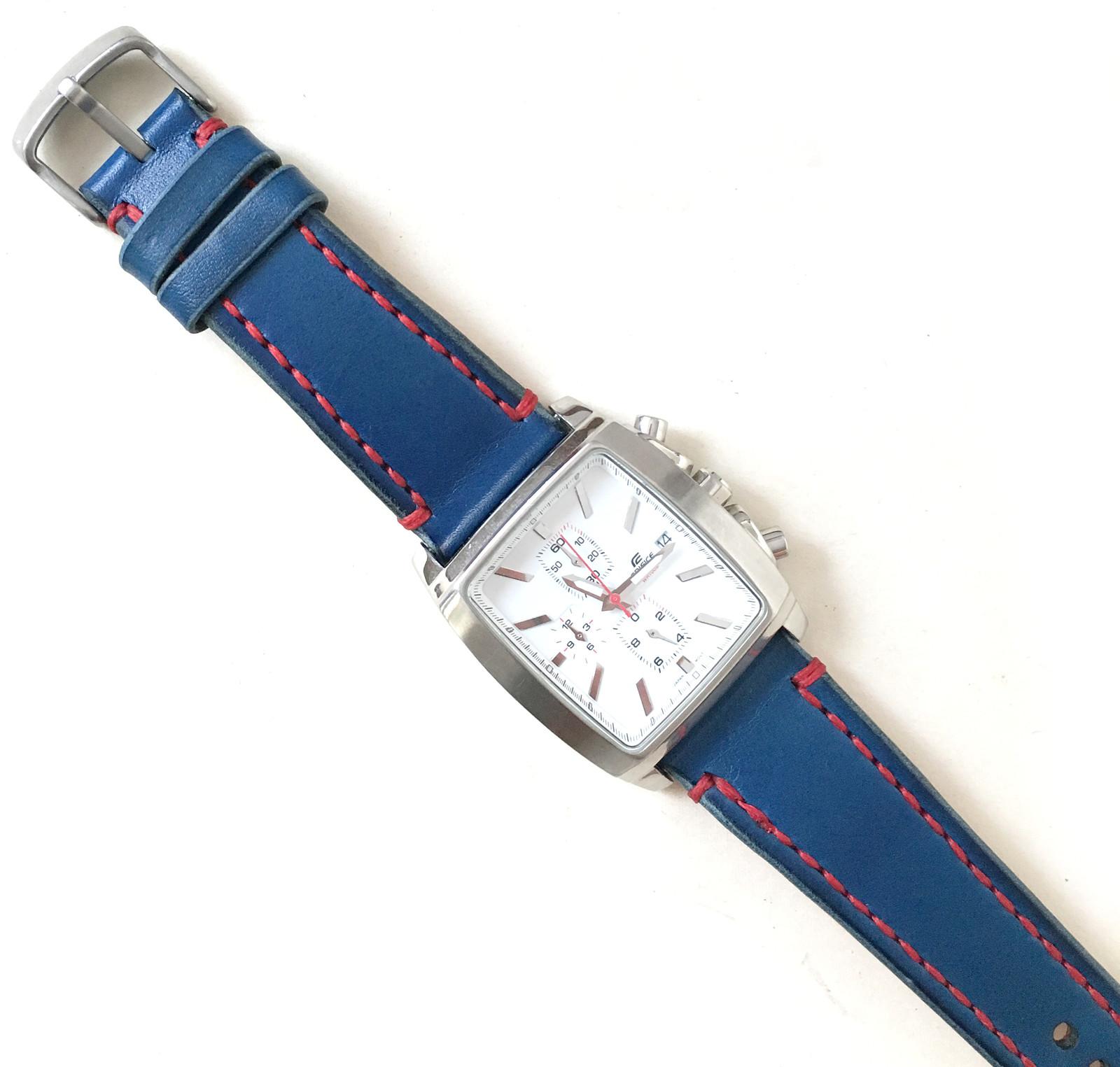 Pásek na hodinky - Blue   Zboží prodejce Lasota Vít  4ed18ac9ed