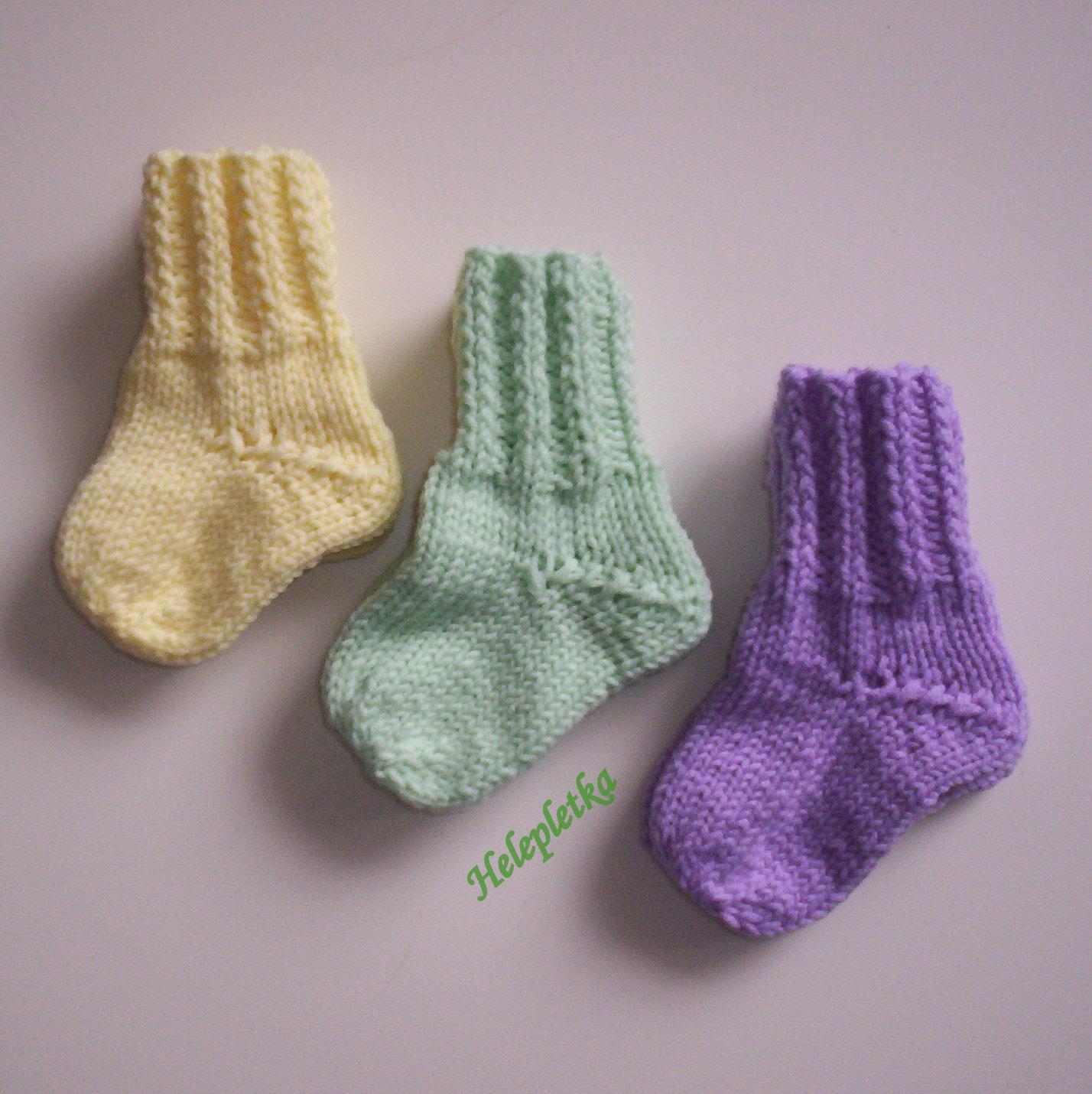 Sada kojeneckých ponožek III.   100% merino   Zboží prodejce ... f5397fd413
