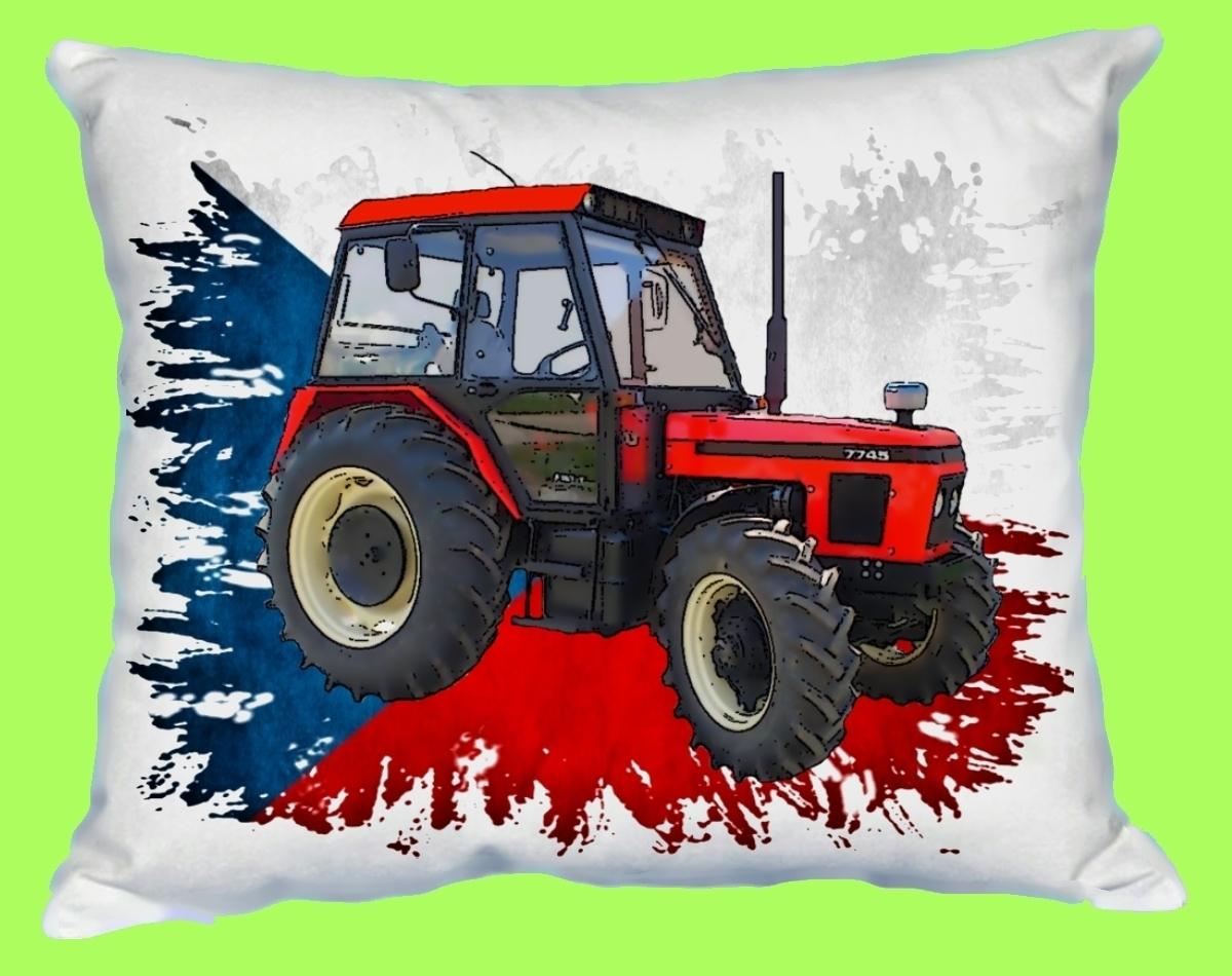 Polstarek Polstar Traktor Zetor 7745 Zbozi Prodejce
