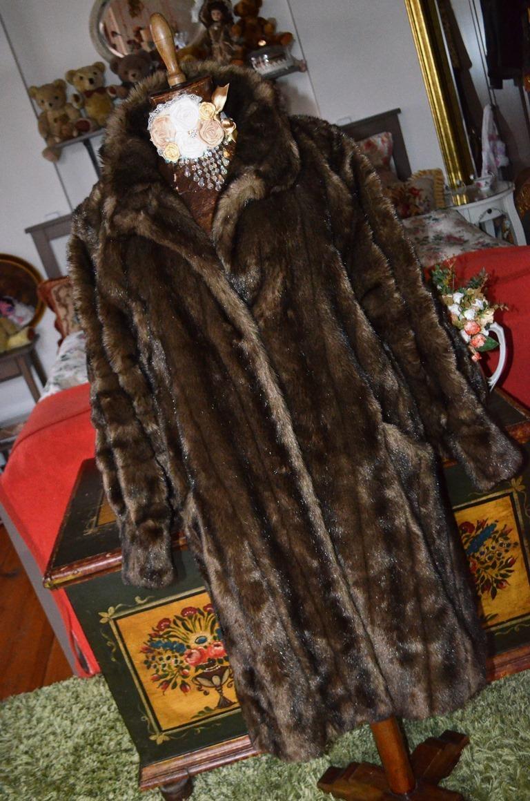 Báječný žíhaný paletkový kožíšek 46 48 SLEVA   Zboží prodejce Panská ... 51ba1fff2d