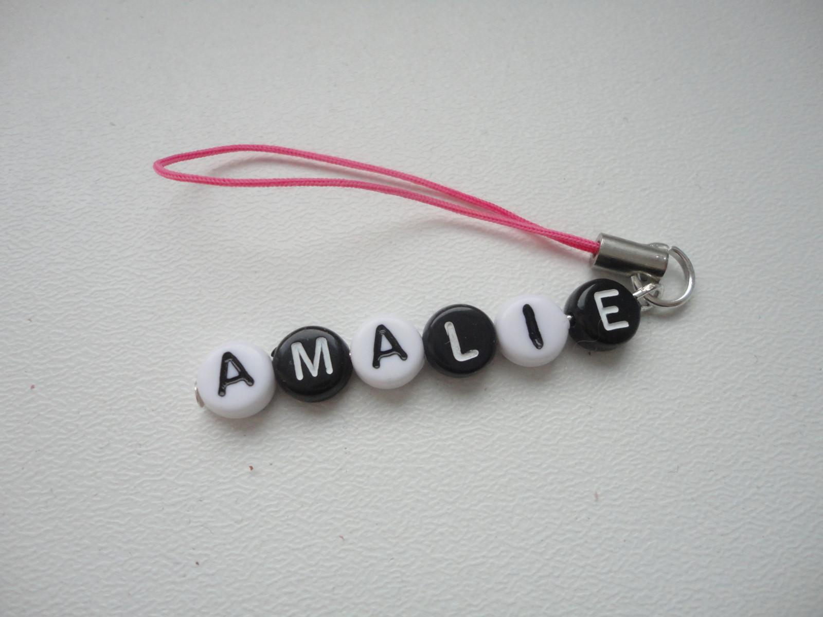 Přívěsek na klíče..Amálie   Zboží prodejce allen5  f5359ccae4