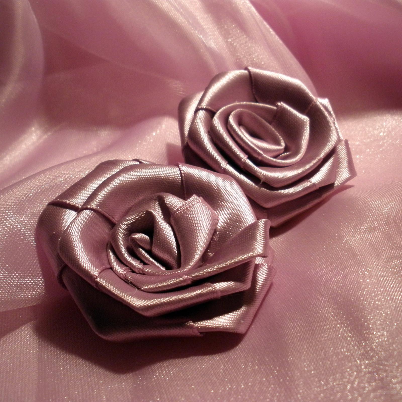 Růže na dekoraci