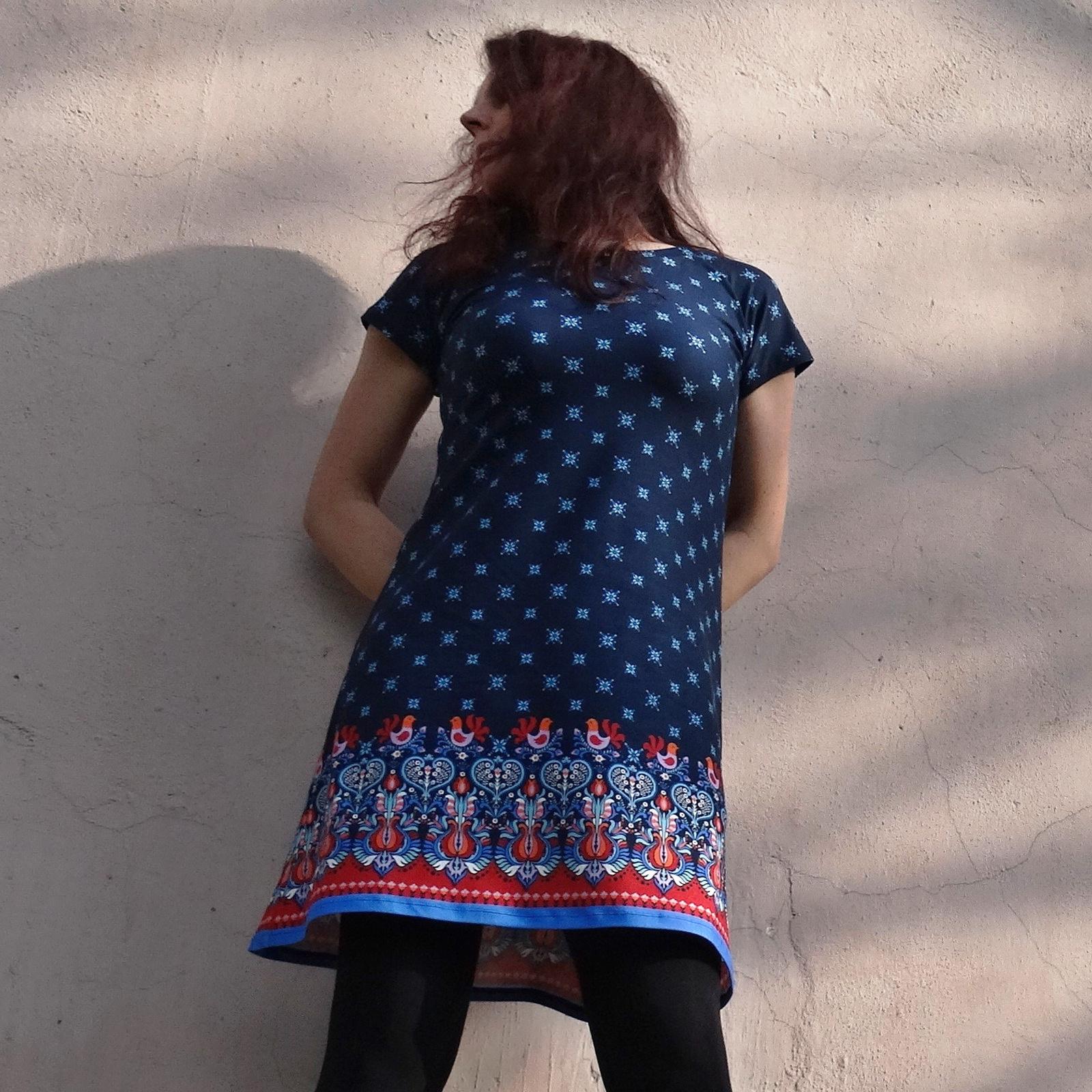 b6711ef0a1 Šaty ... folklór (vel.M)   Zboží prodejce Paula Fashion