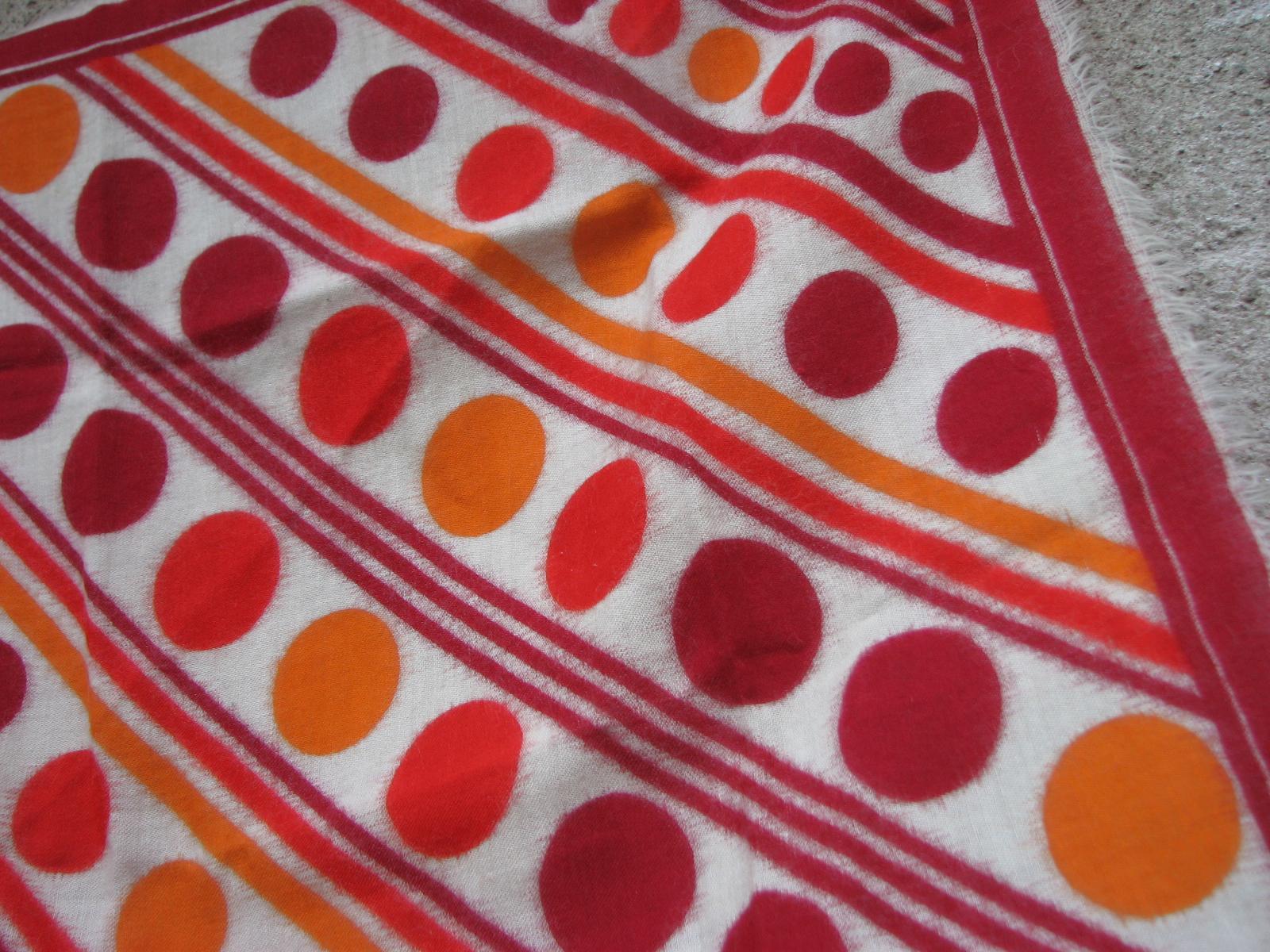 Kašmír v odstínech červené... kašmírový šátek   Zboží prodejce ... 1b2181f464