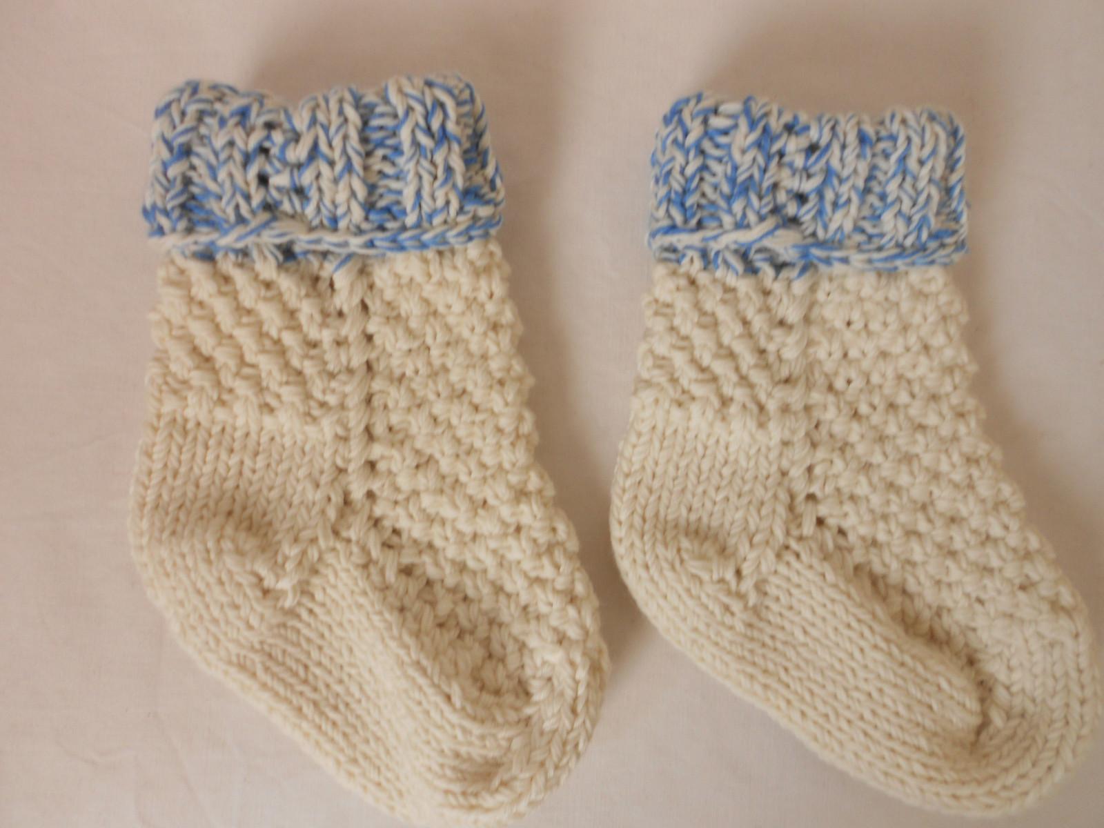 Kojenecké merino ponožky c3fbf4db8b