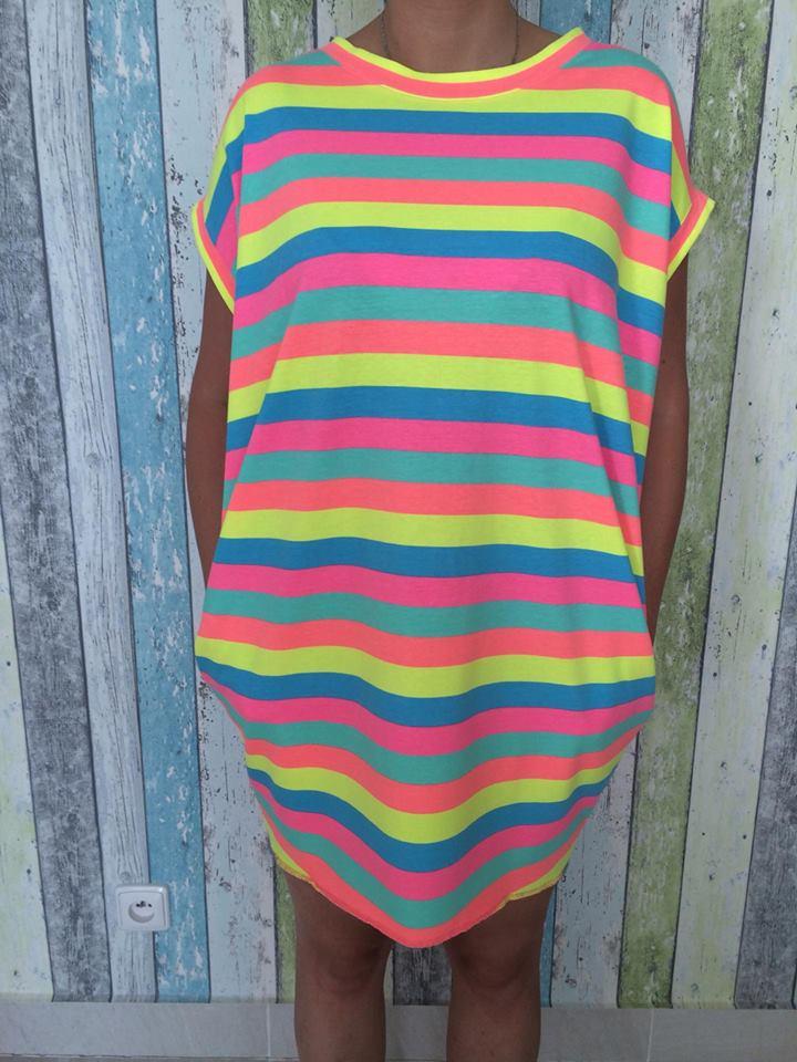 Volné úpletové šaty s kapsami   Zboží prodejce F-Style fashion  69764c78e3
