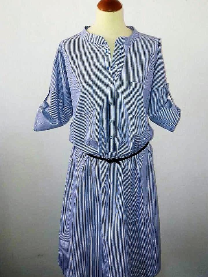 Košilové šaty MIRANDA - zakázka pro paní Míšu   Zboží prodejce mi ... 7ccb6b7cc6