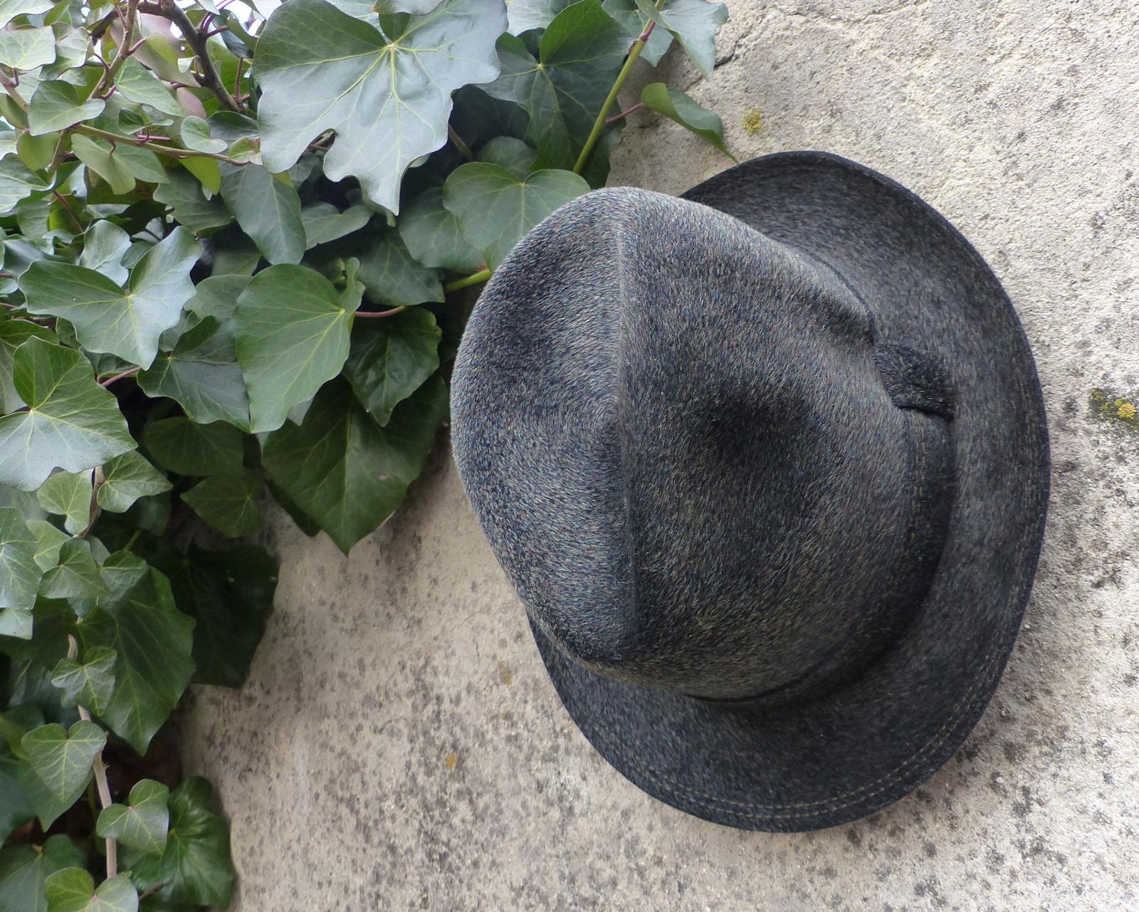 04d5de0fb Luxusní pánský plstěný klobouk / Zboží prodejce letokruhy | Fler.cz