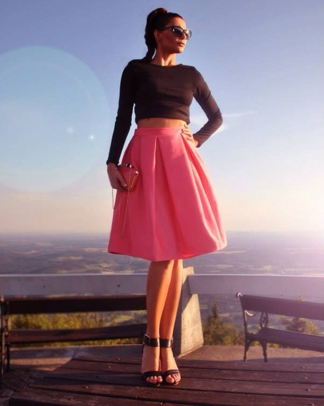 75a2554ffd81 Midi sukně   Zboží prodejce lena-lenkajurigova