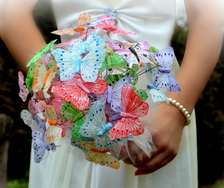 Svatebni Kytice Svatba V Barve Duhy Zbozi Prodejce Kultdesign