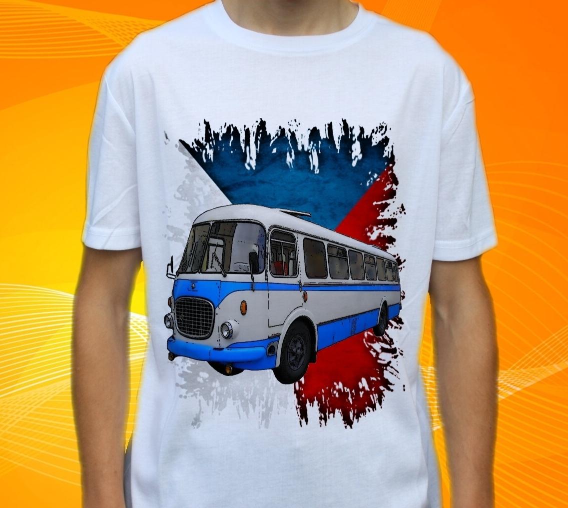 97618d253d30 Dětské tričko s motiven autobus Škoda RTO 706   Zboží prodejce ...