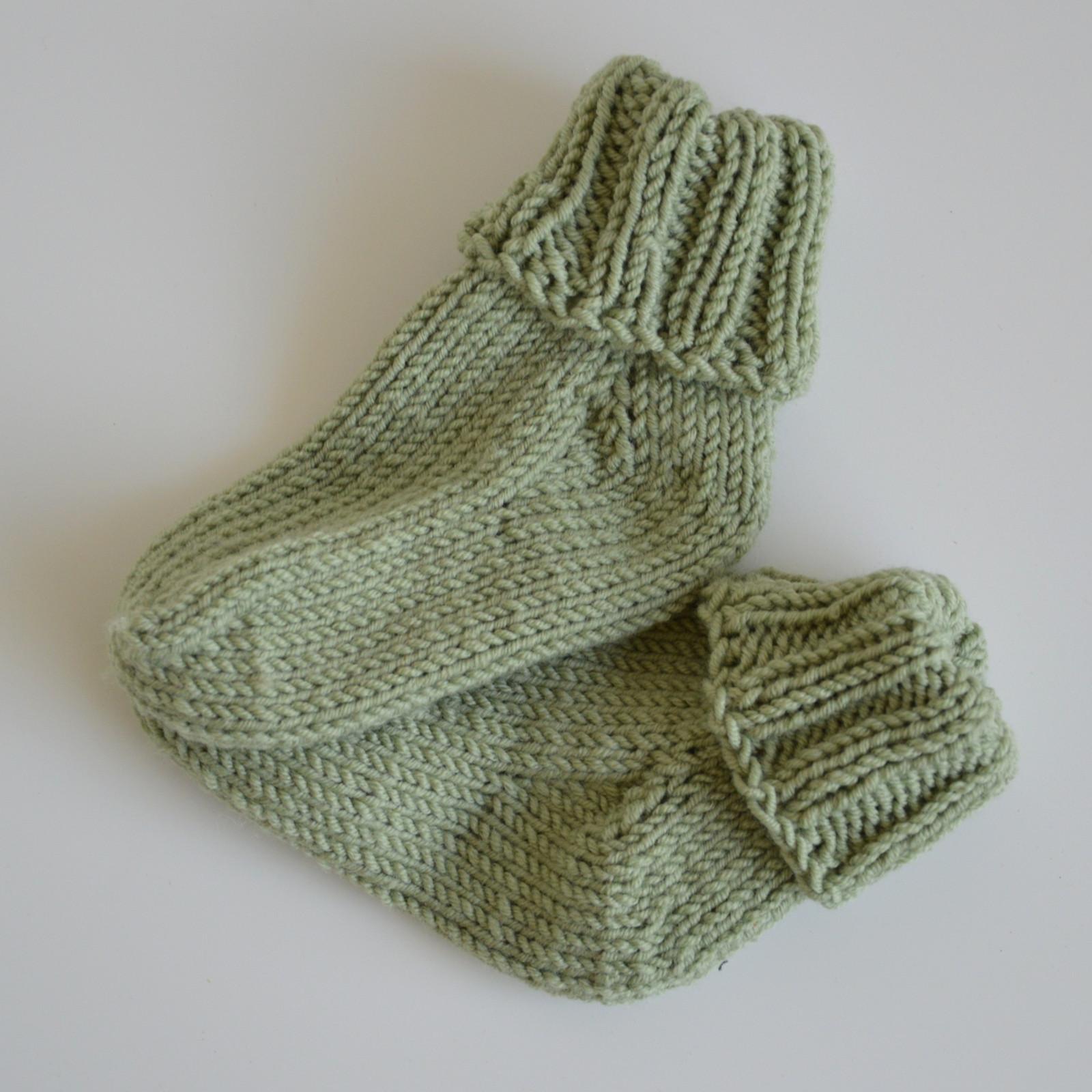 60e851cd498 Merino ponožky od naší babičky - olivové   Zboží prodejce Malinky ...