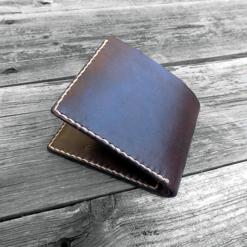 8b2879f1365 Klasická pánská kožená peněženka - hnědá   Zboží prodejce Faktor ...