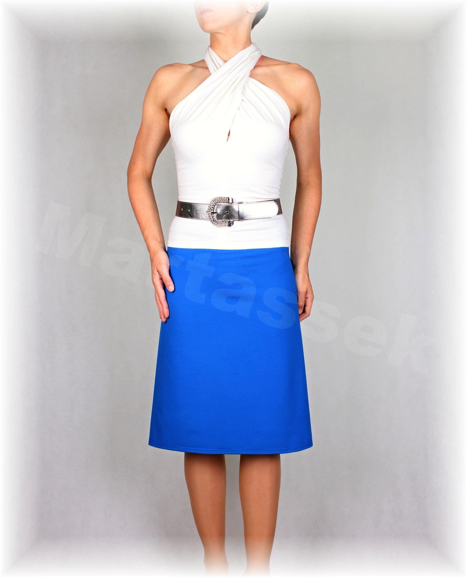 62e1ea2b0d3 Sukně jednobarevná vz.377(více barev)   Zboží prodejce Martassek ...