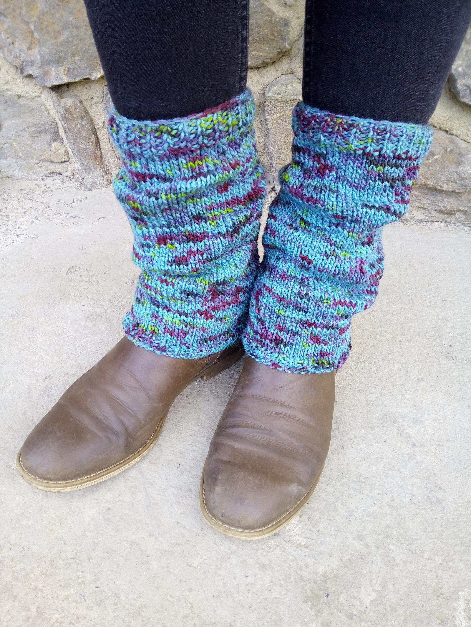 e85141f2b2e Návleky na nohy MERINO   Zboží prodejce Pletu pro dospělé