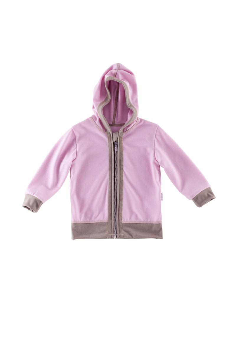 Mikina s kapucí na zip 100% LETNÍ merino  6 barev (56-62 68)   Zboží  prodejce Crawler  be3d762da4