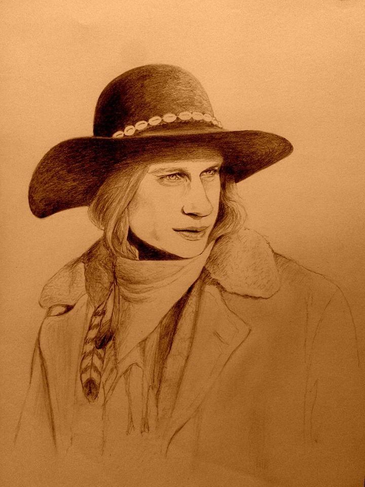 Portret Na Zakazku Kresba Tuzkou A4 Zbozi Prodejce Carokrasa