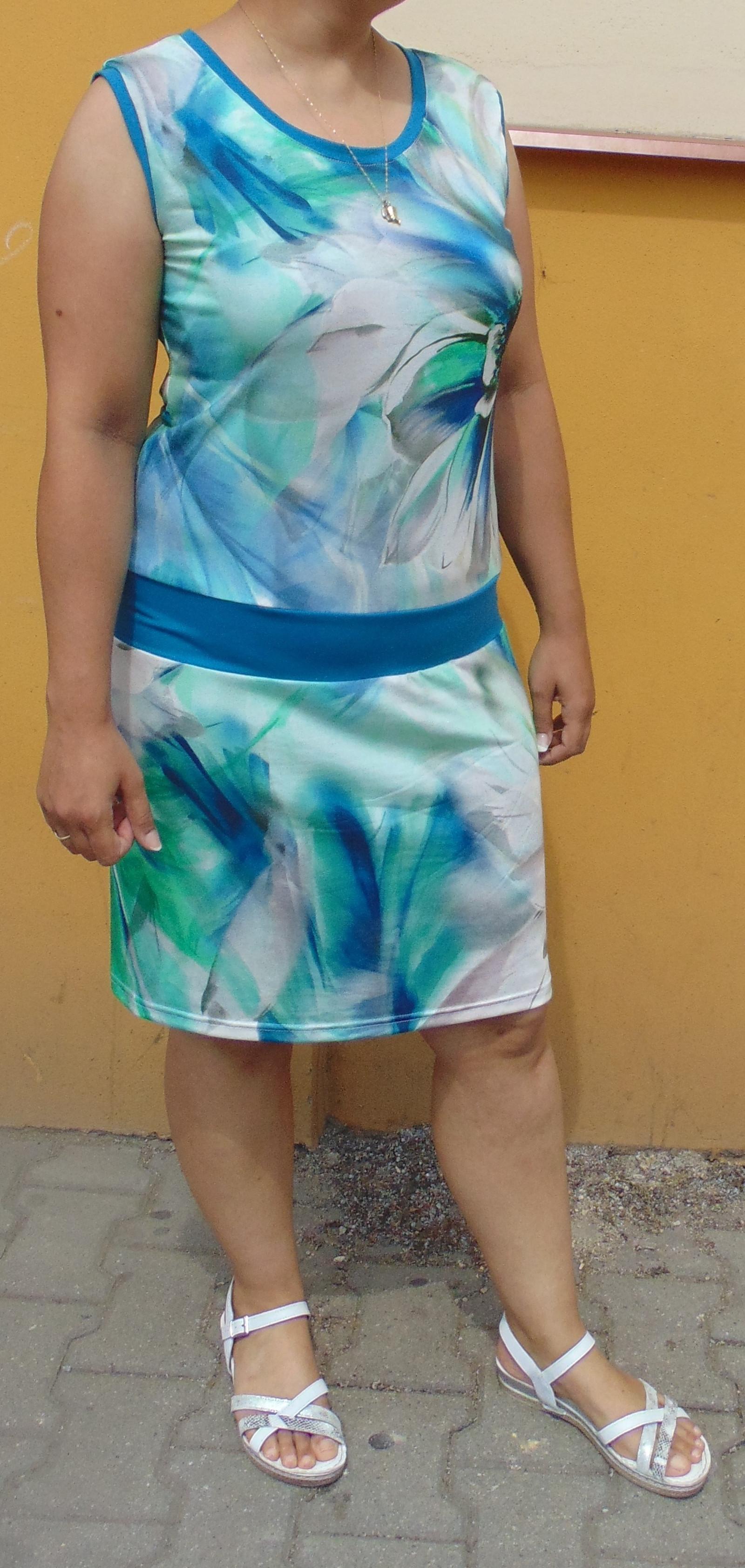 1c55c3fbf3 šaty mentolové   Zboží prodejce Pa-Milada
