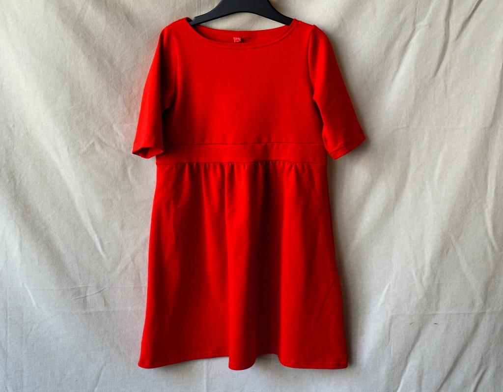 Dívčí šatičky z úpletu - více barev   Zboží prodejce Petrushe  4b32fea837