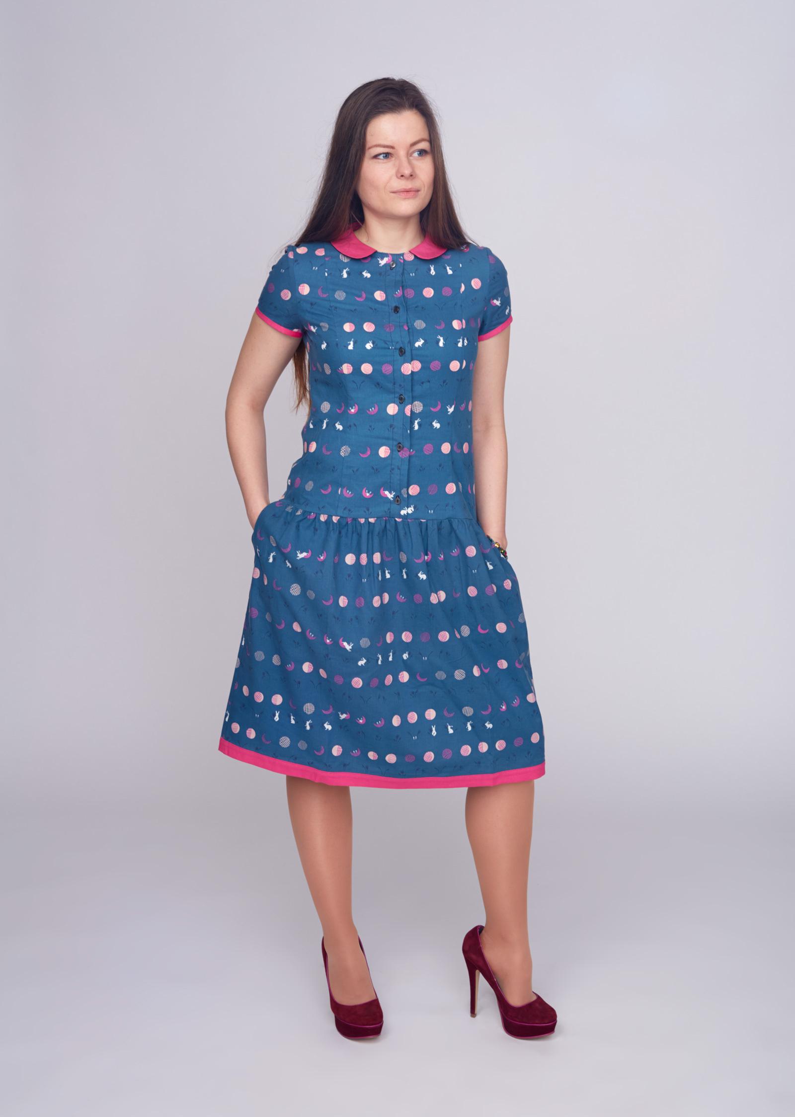 789b173fb93a Košeľové šaty - ZĽAVA   Zboží prodejce BooBak
