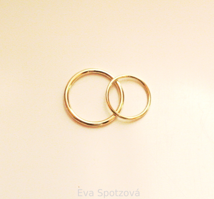 Snubni Prsteny Konecna Cena Zlato 585 1000 Zbozi Prodejce Evei