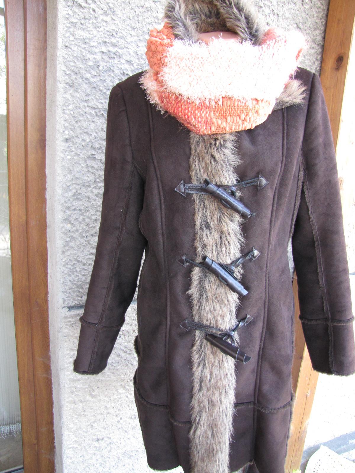 Kabát Kožíšek SLEVA 60% !   Zboží prodejce ivintage  799d0d05e1