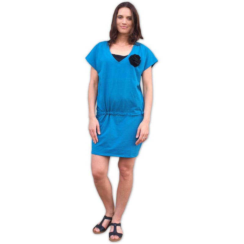 722bd056d48c Šaty nejen pro těhotné a kojící ženy