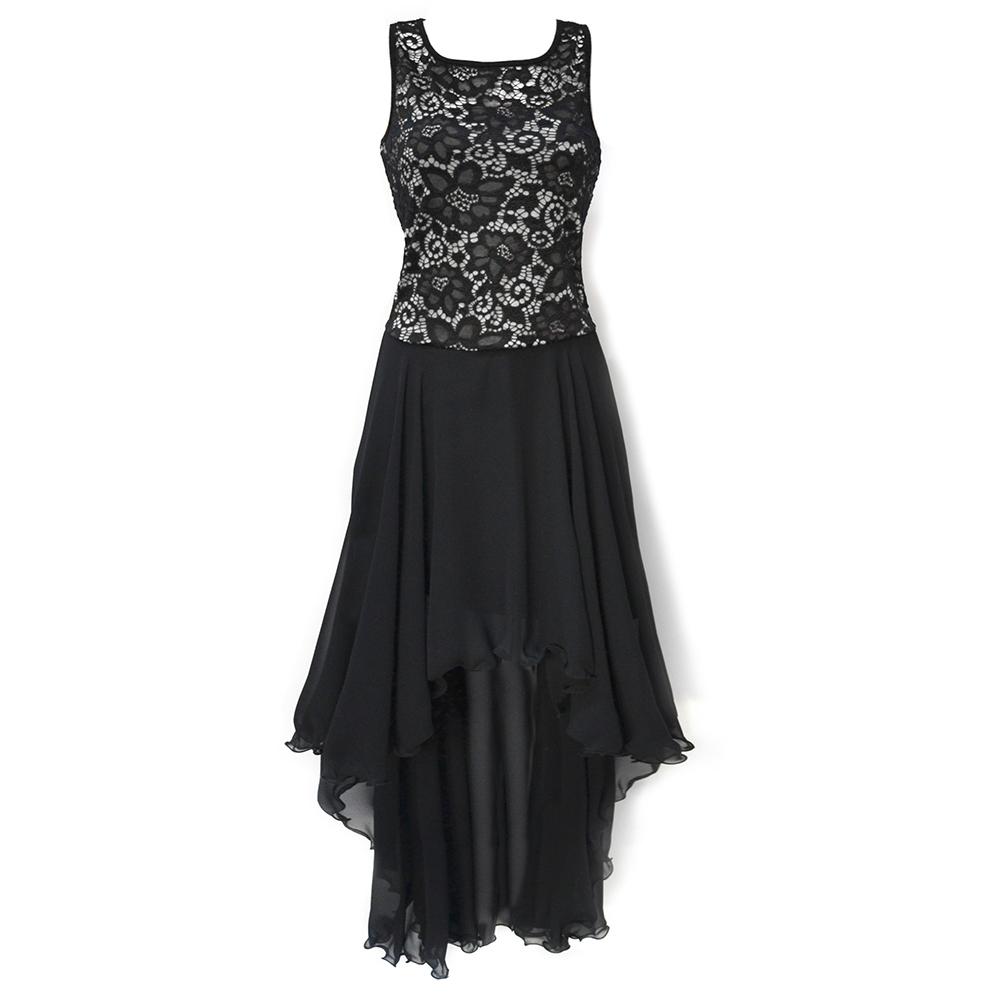 Šaty CELINE černobílé s krajkou - vel. 36 až 48   Zboží prodejce ... 842dfd7134