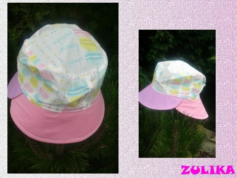 Dětské kloboučky   Zboží prodejce Zulika1  2c8bd479b1