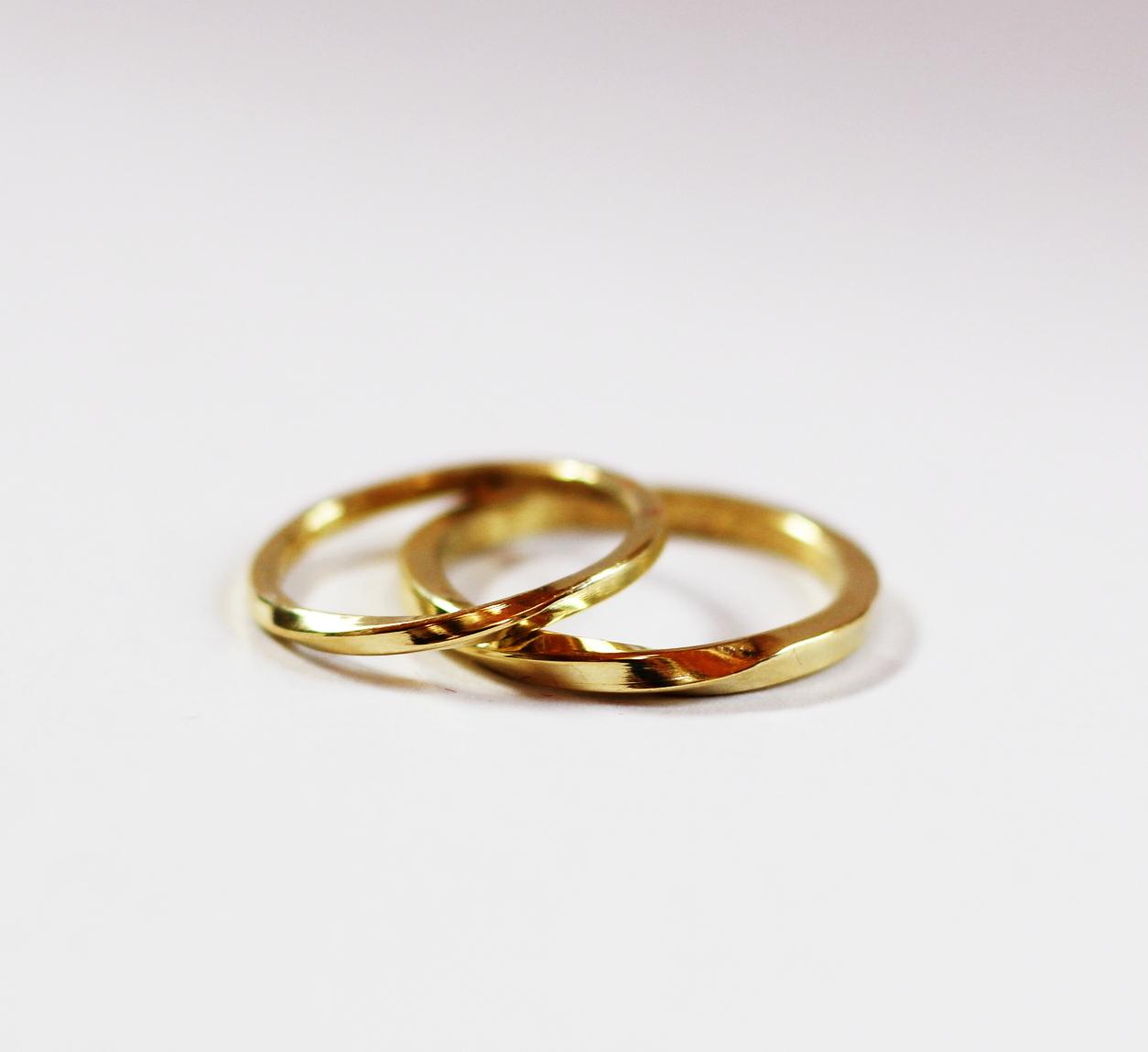13ef942b9 Nekonečné snubní prsteny - (zlato 585/1000) / Zboží prodejce Evei ...
