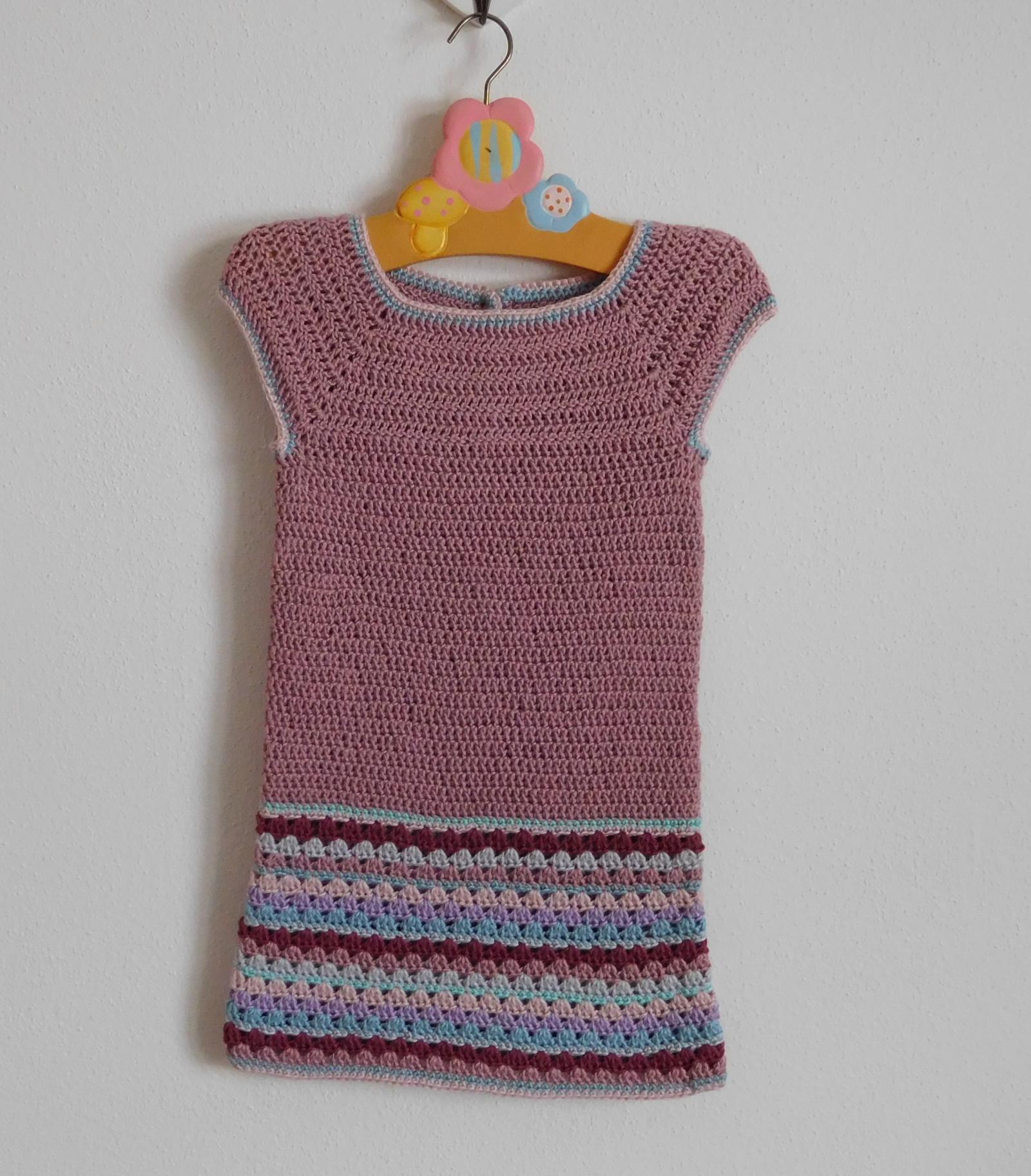 5ca0d832750e Dívčí tunika šaty   Zboží prodejce svetlik22