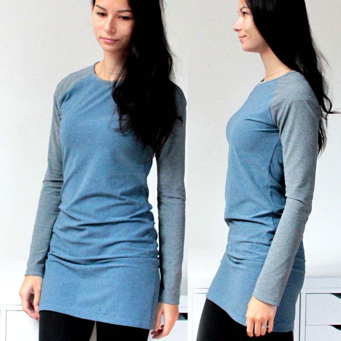 31f624ea1d0 STŘIH na delší dámské tričko (velikosti 34 - 50)   Zboží prodejce ...