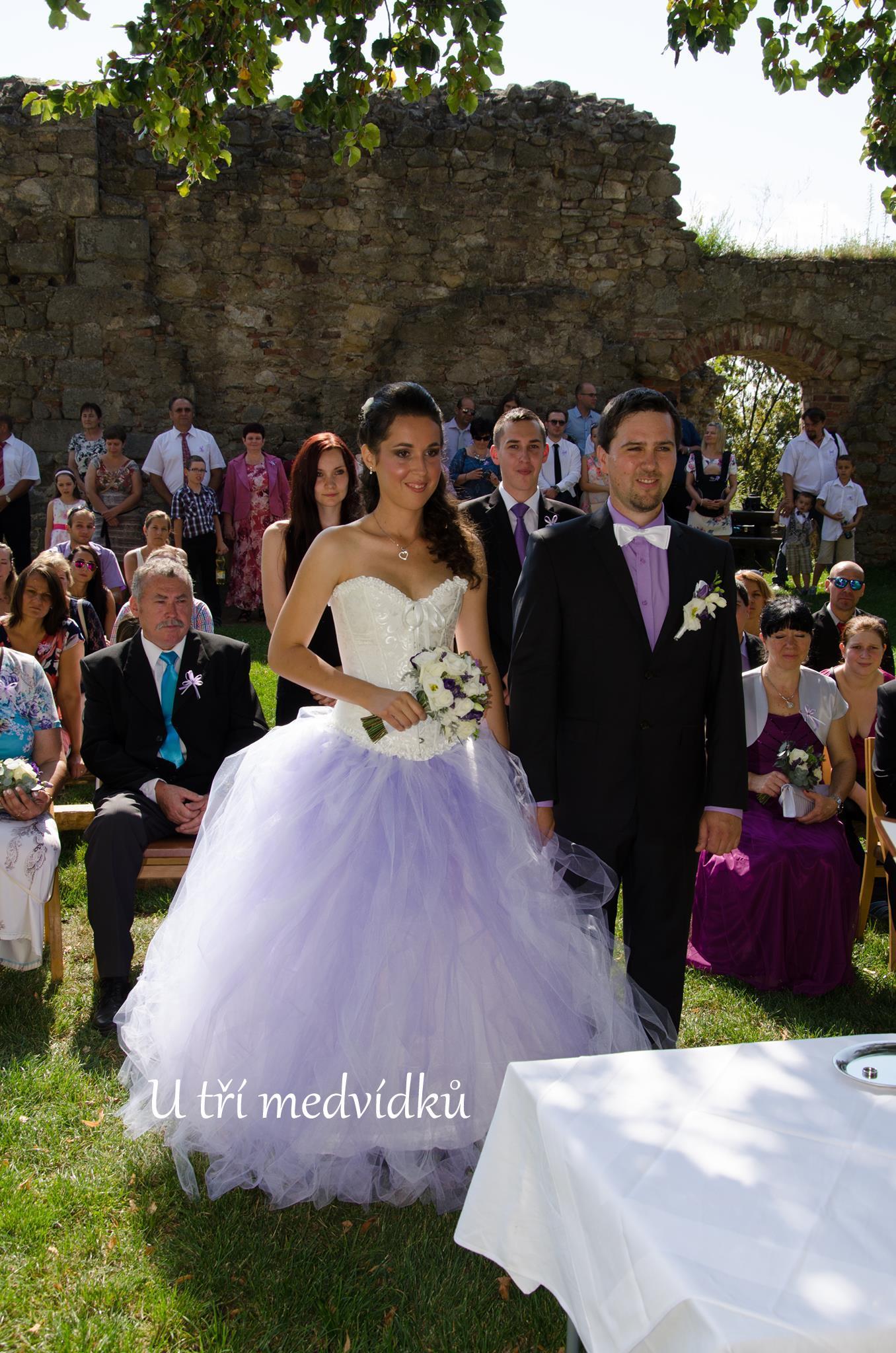 363e7a873cf7 Svatební tylová sukně - v barvě na Vaše přání   Zboží prodejce ...
