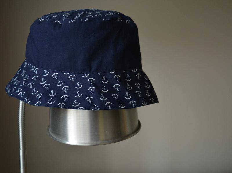 Námořnický klobouček - oboustranný   Zboží prodejce Petrushe  fd558e3a95