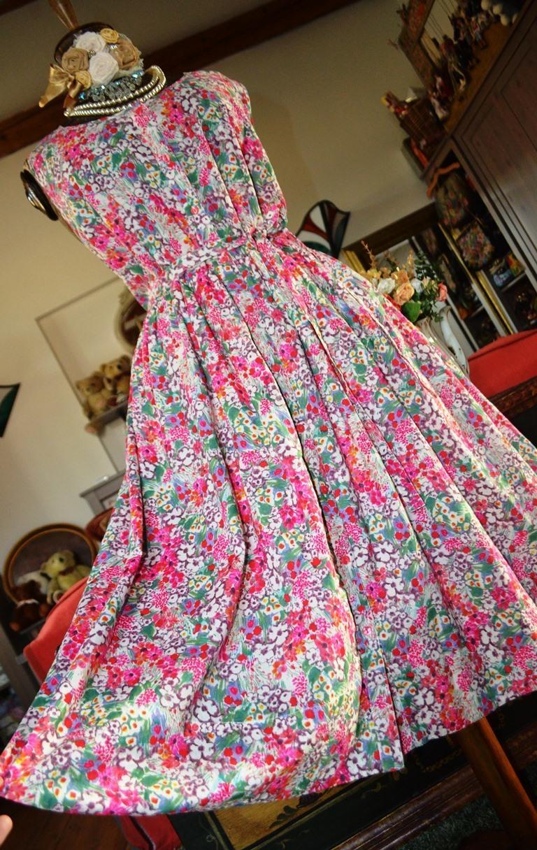 Krásné kvalitní letní propínací šaty vel. 46   Zboží prodejce Panská ... 43dadf02ac