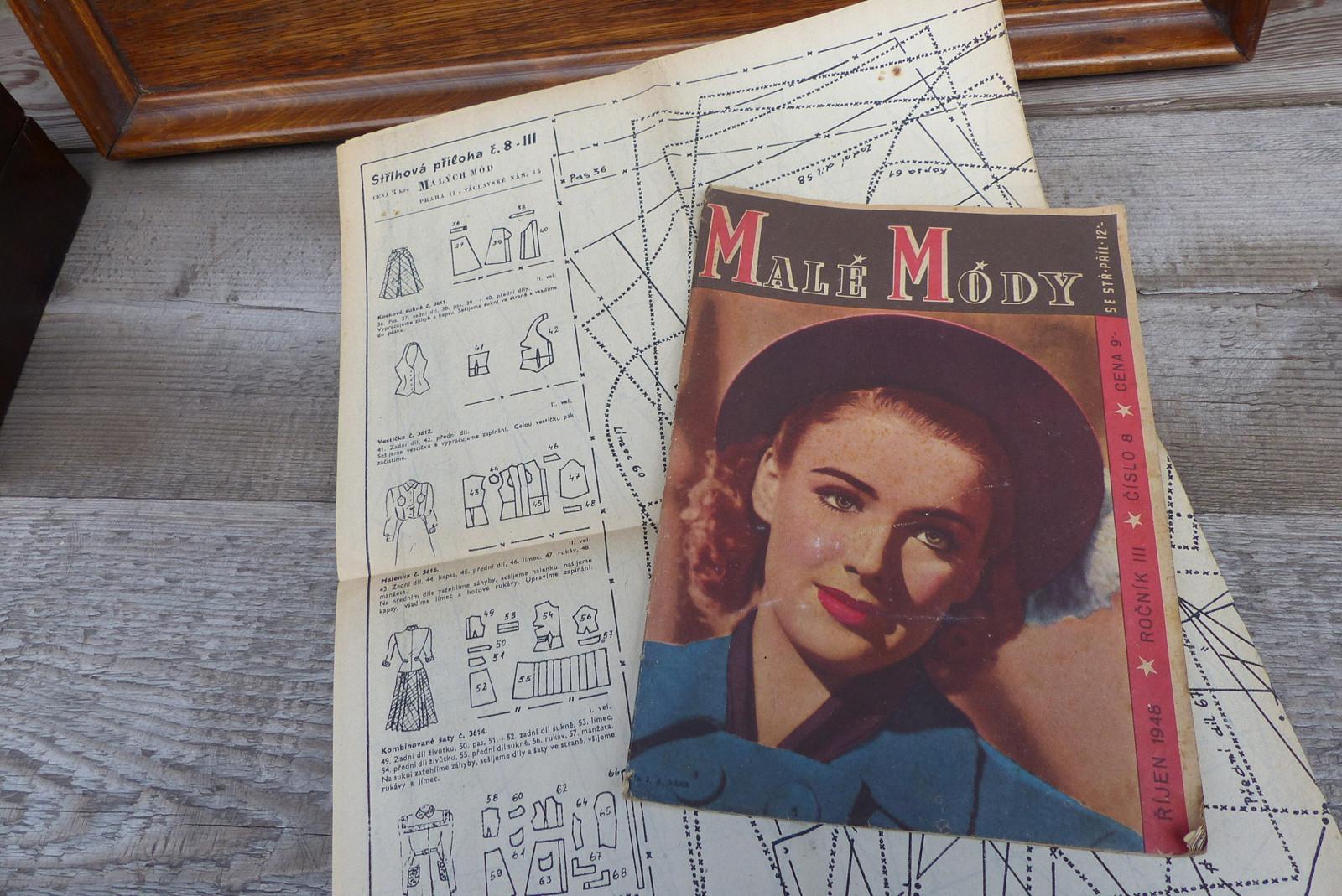 634b86c98281 Malé módy 8 1948