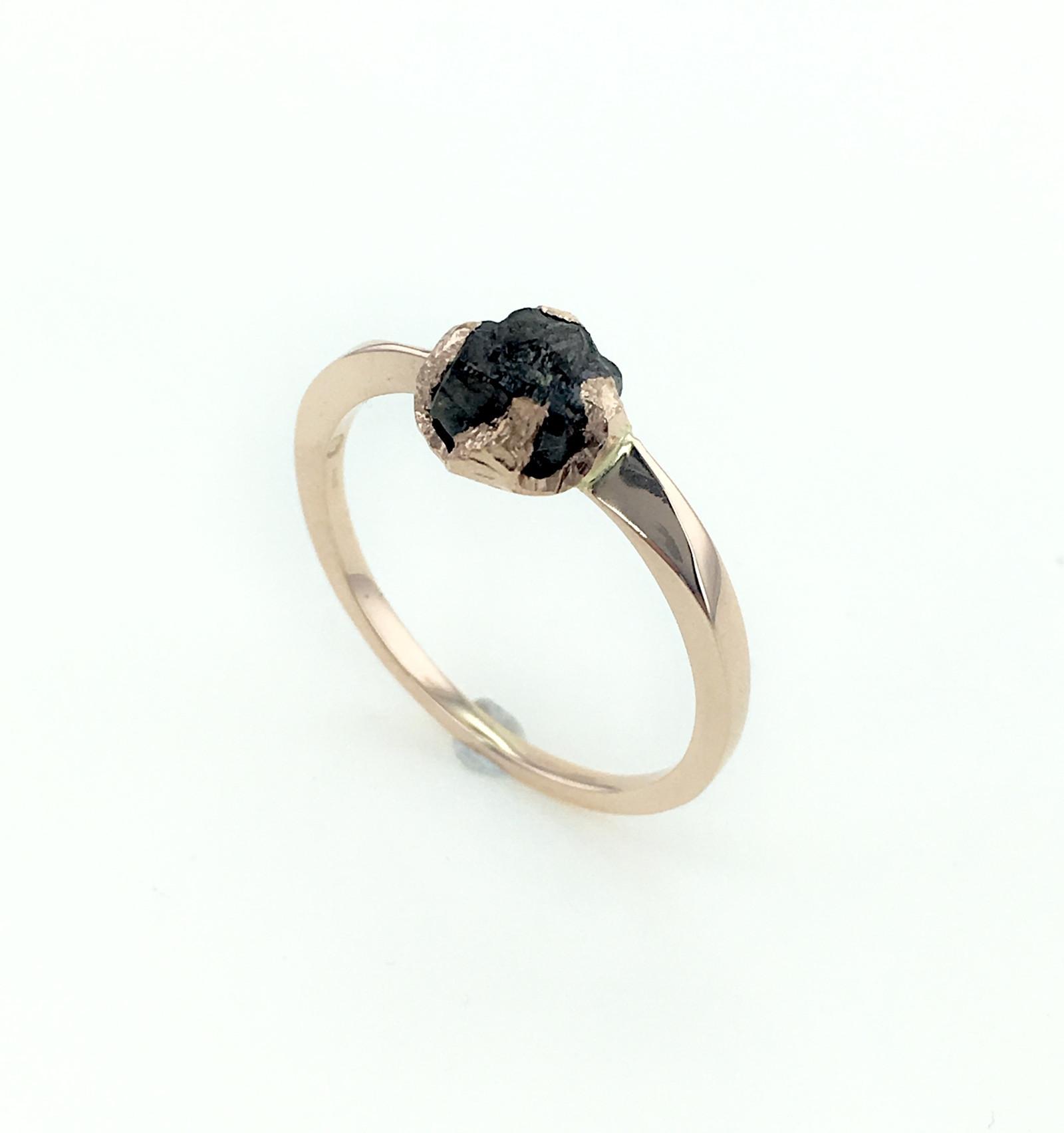 348758268 Prsten RAW Diamant / Zboží prodejce ŠperkyJann   Fler.cz