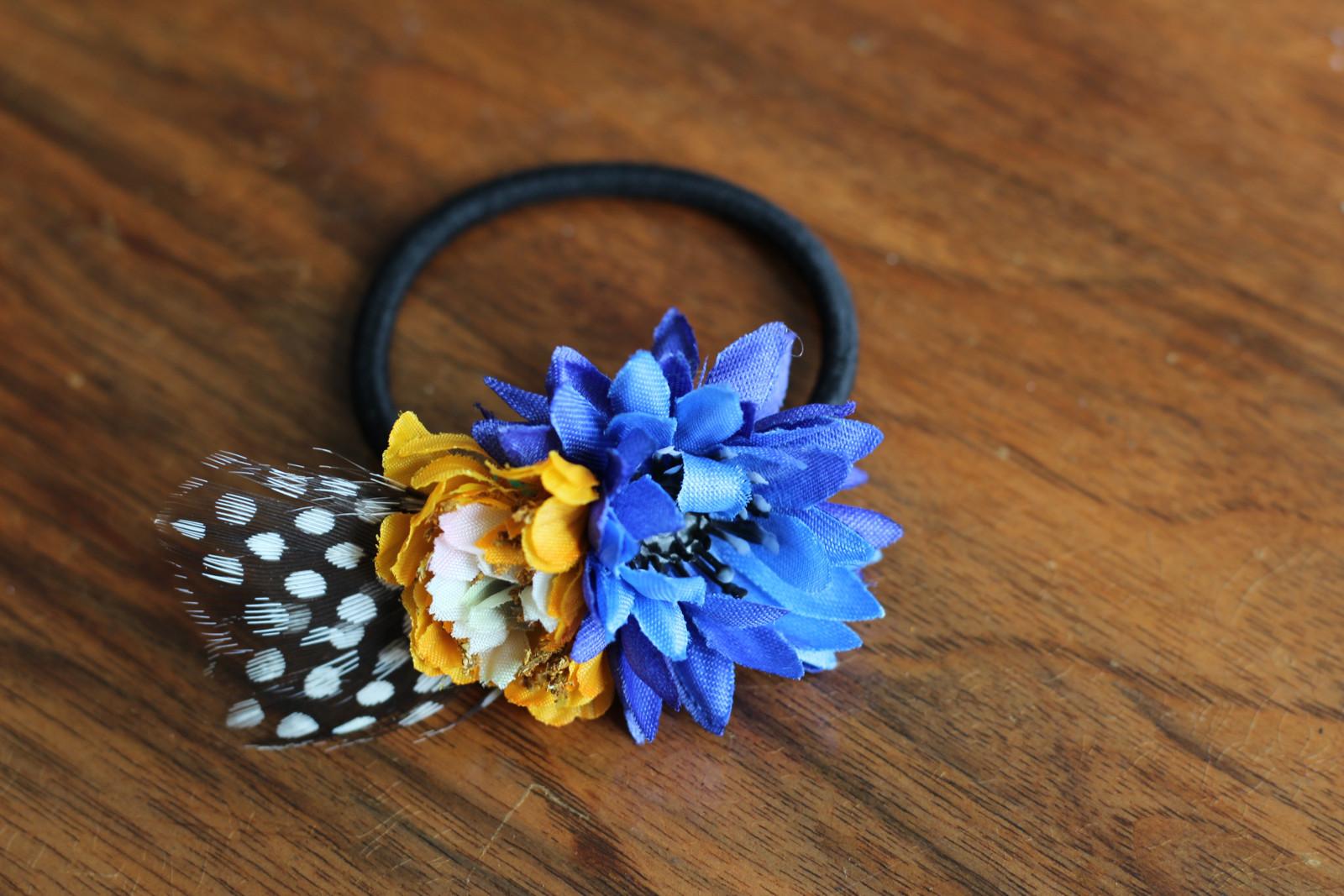 1e6bd943bd2 Květinová gumička CHRPA   Zboží prodejce PEPE Cap by Radka
