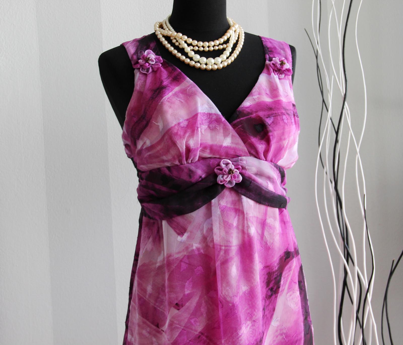 Společenské šaty pro něžnou vílu   Zboží prodejce Madame Chic Styl ... f131b8d1ff