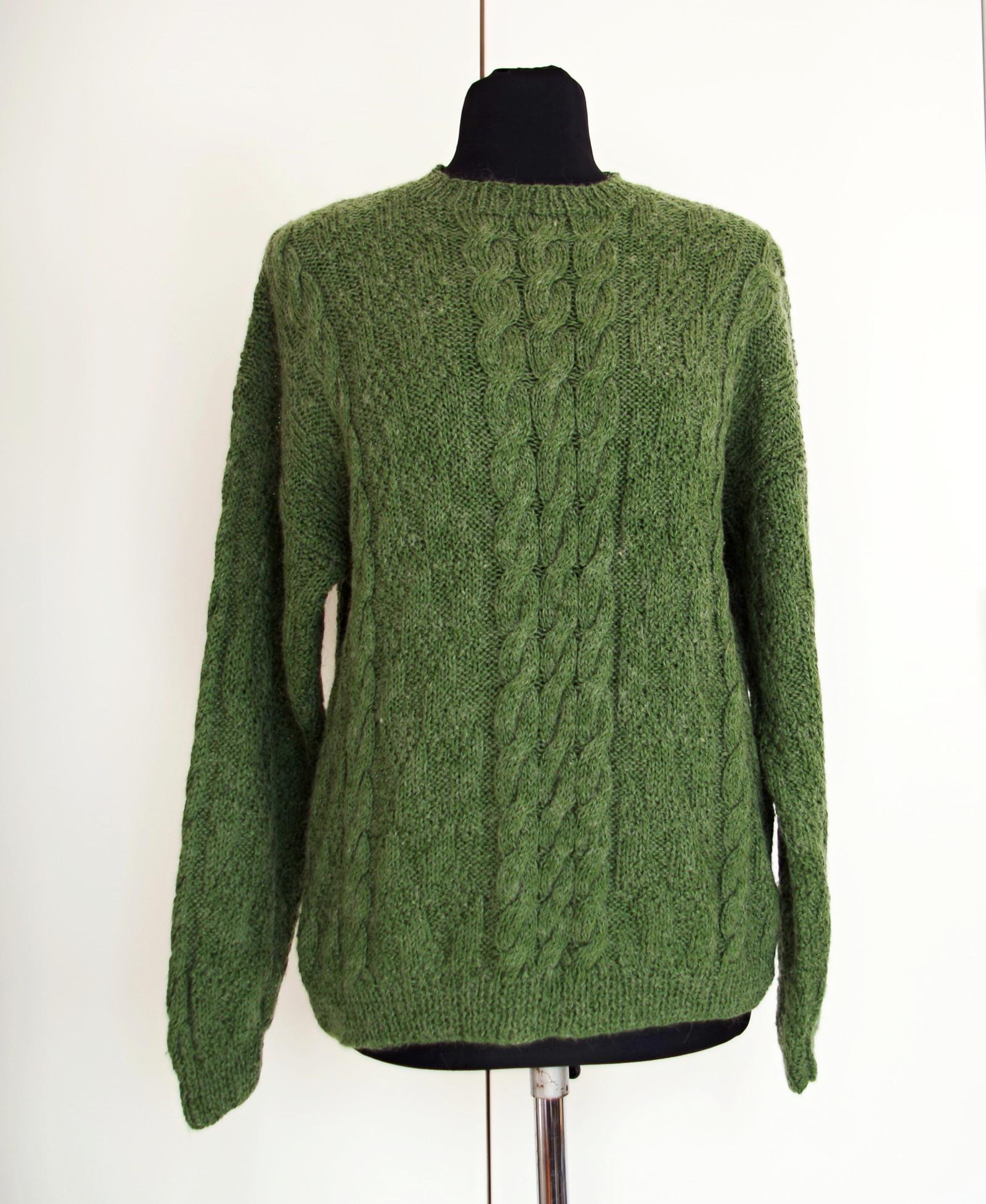 d008e38c56bc Ručně pletený svetr   Zboží prodejce Enka