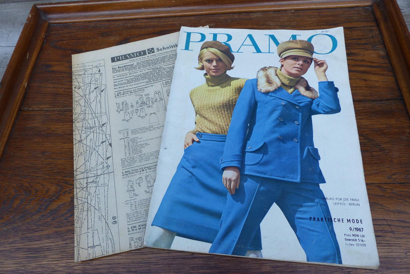 390395803e8 Časopis PraMo 9 1967