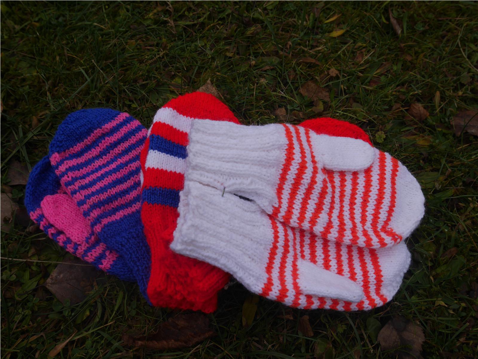 79382aed20a pletené rukavice pro děti   Zboží prodejce MENS SANA o.s.