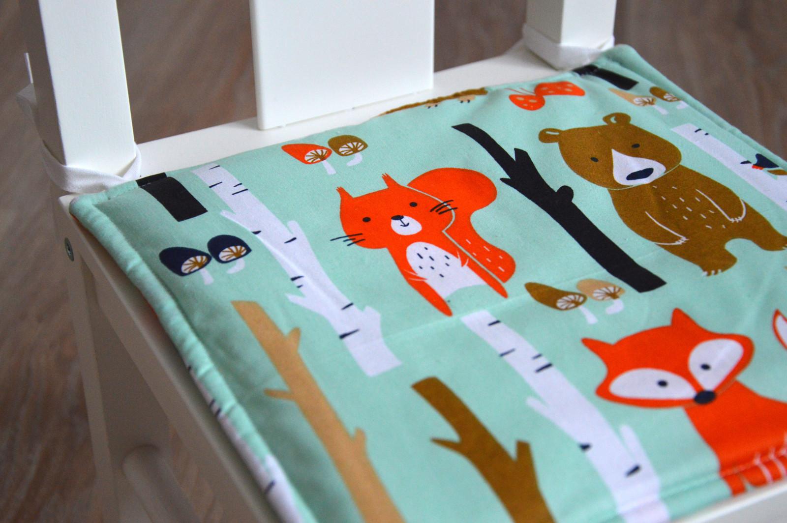 f26934a11ba Dětský sedák na židličku zvířátka   Zboží prodejce Torsolo