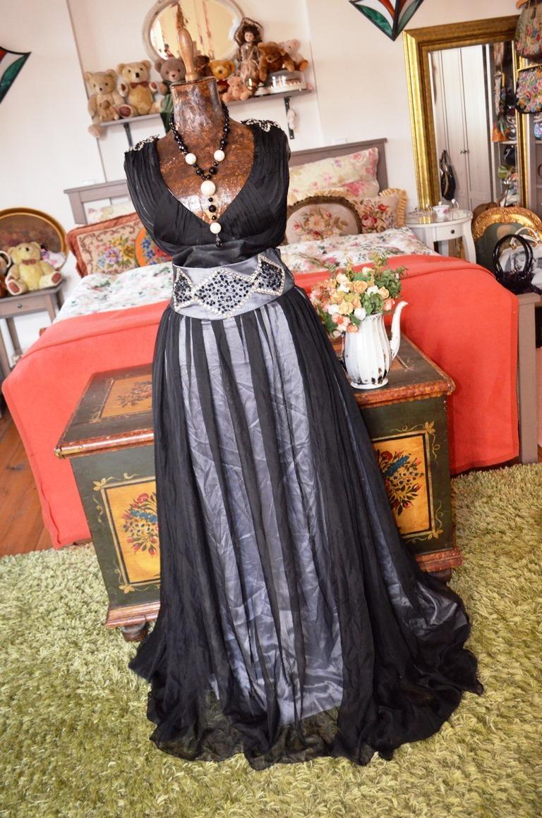 78040399d61 Velká večerní... šaty luxusní vel. 44 !! SLEVA   Zboží prodejce ...