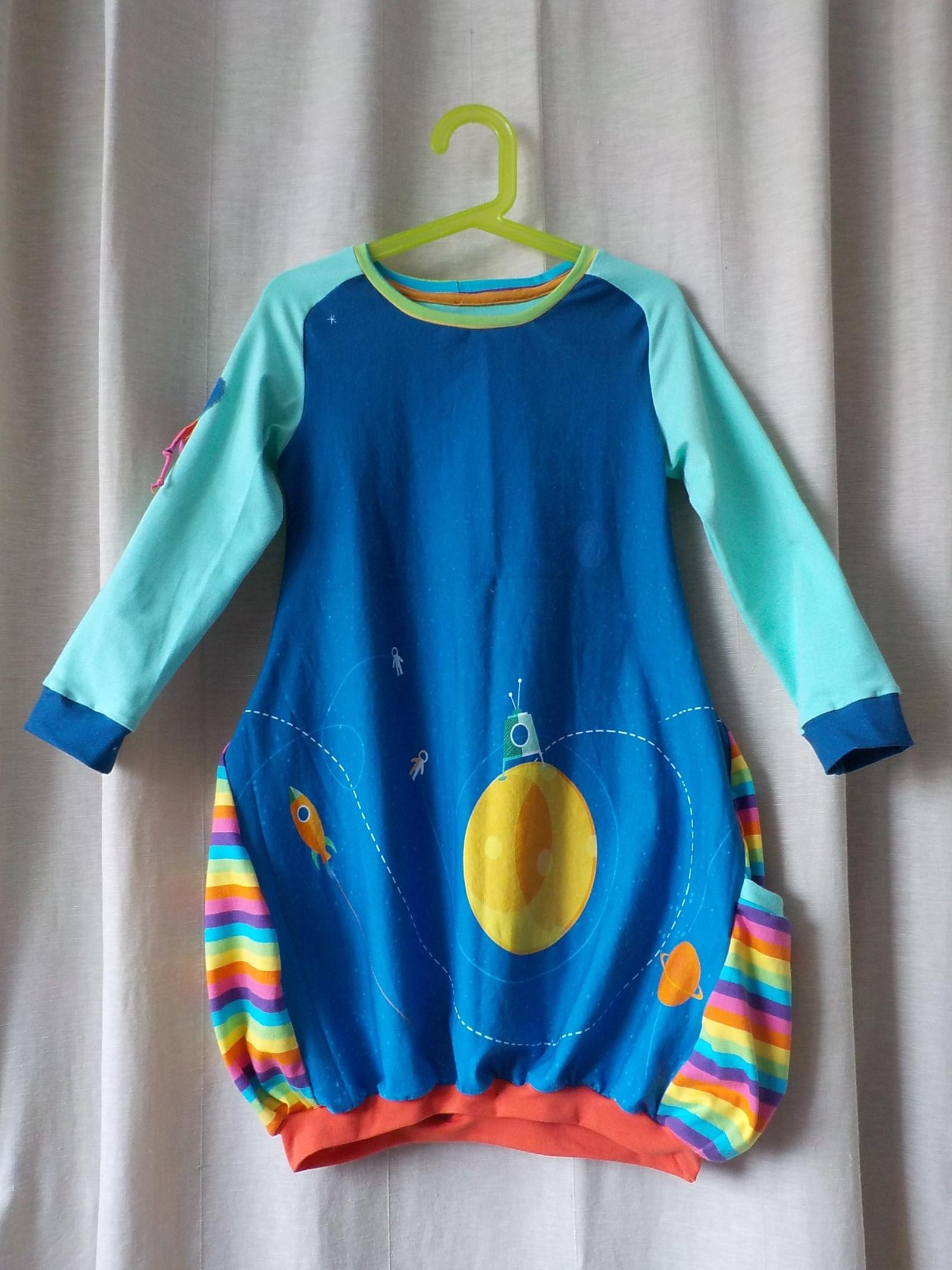 a3d1d776d2ff Detské šaty - Space Station   Zboží prodejce azavodska