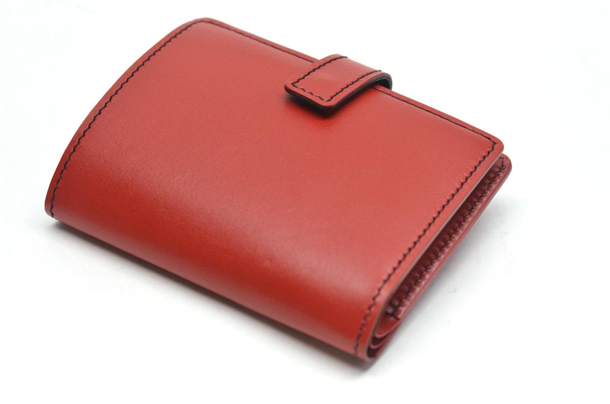 Kožená peněženka dámská - červená   Zboží prodejce Fi.Ji  0721b21fc6